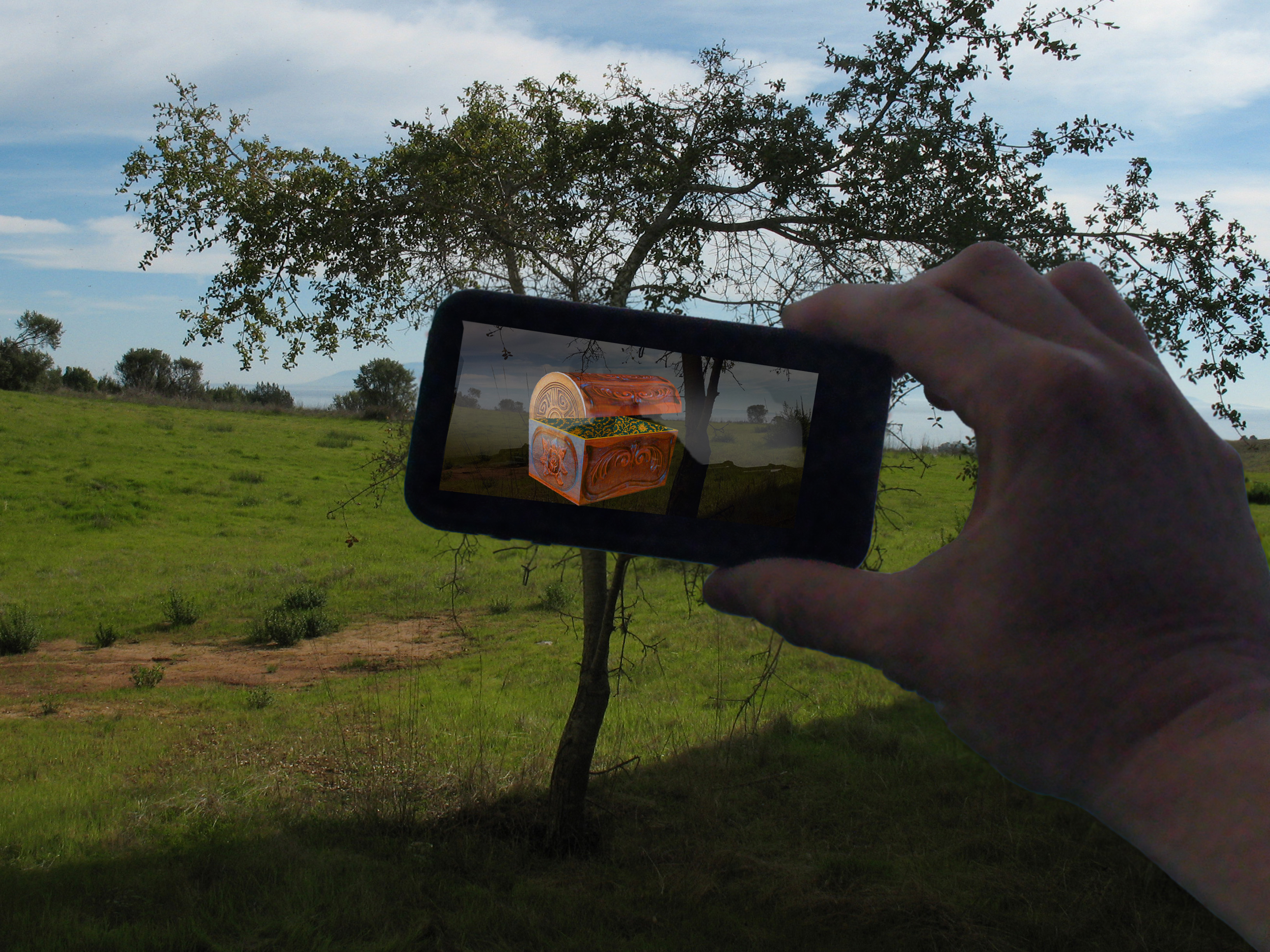 Palimpsest: Augmented Reality Theater