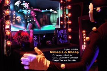Mimesis & Mocap (Avatar Theatre Live)