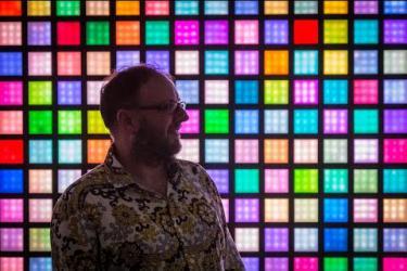 "David Harris ""Edges of Color"""